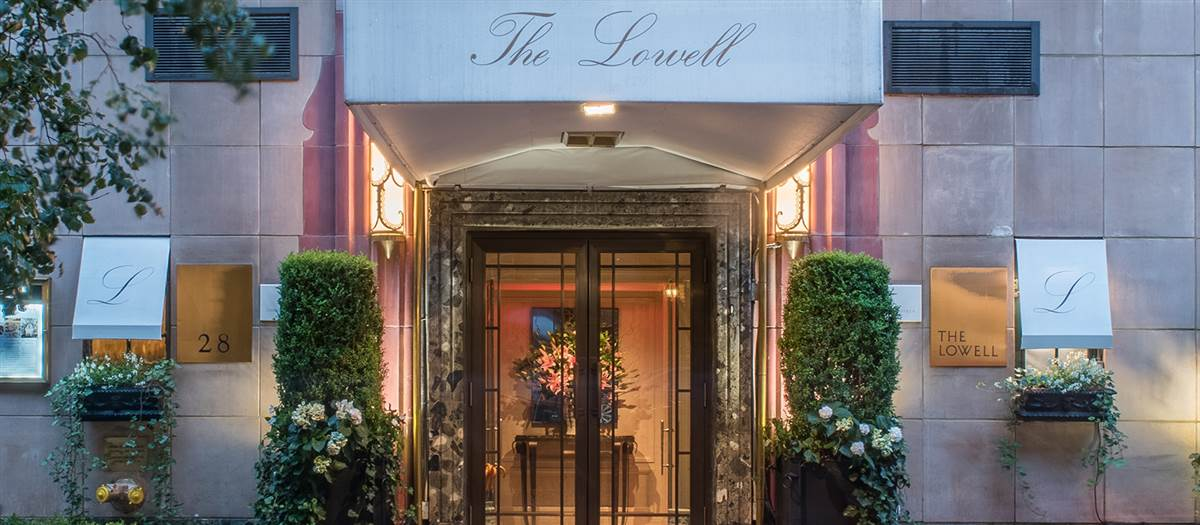 Boutique Hotels Nyc Luxury Hotels In Manhattan Lowell