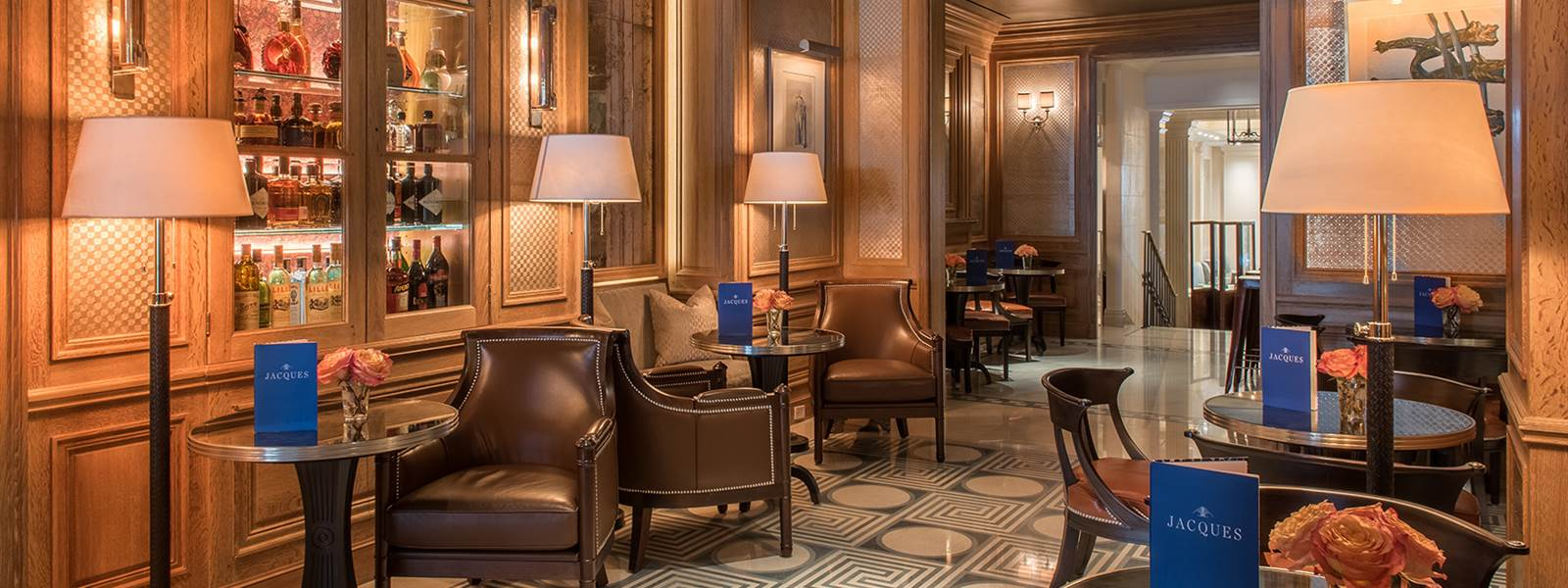 Best Hotel Bars Nyc Jacques Bar The Lowell Hotel