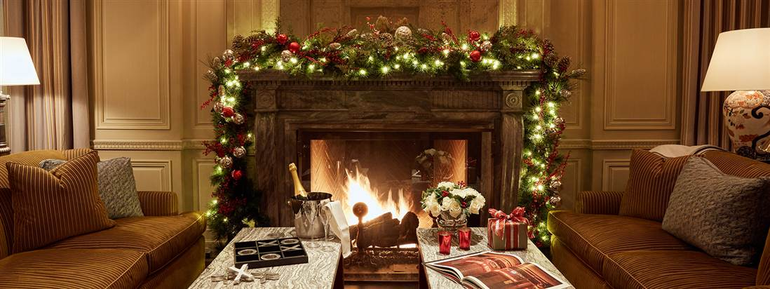 TheClubRoom Fireplace Family web